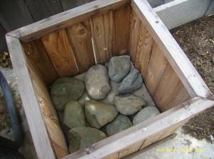 box o rocks