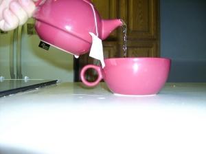 convenient place for a mug too