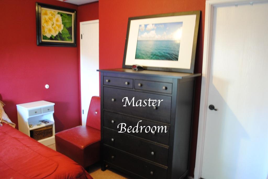 Master Bedroom Branded