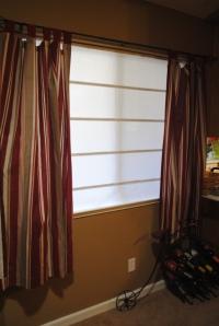 living room shade