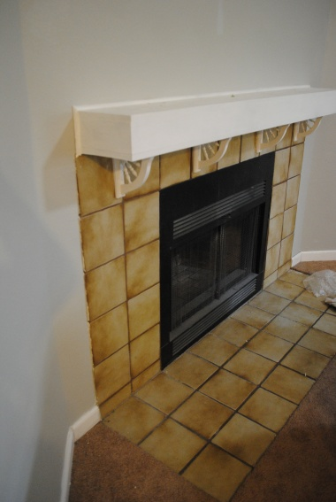 2014 - fire place detail